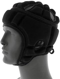 "Soft Protective Helmet (large (22.5""-23""), Black)"