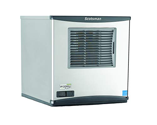 Scotsman C0330MA-1 30-Inch Prodigy Plus Air-Cooled Cube Ice Maker Machine, 400 lbs/Day, 115v, NSF