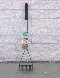 Wire Rake Scooper for Grass by Four Paws (English Manual)