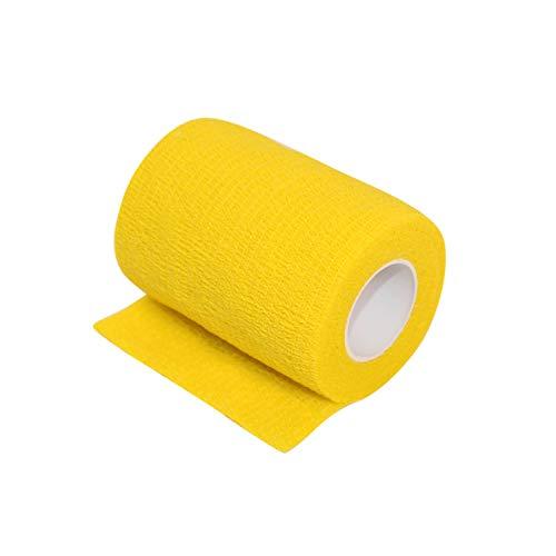 uhlsport Herren Tube-IT Tape, limonengelb, One Size