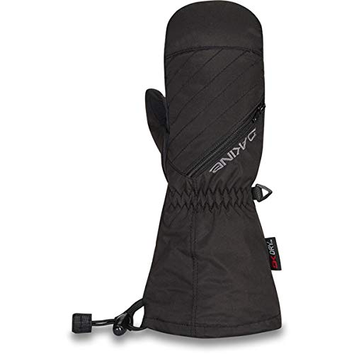 Dakine Tracker Mitt Kids Ski Gloves Medium (Jnr) Black