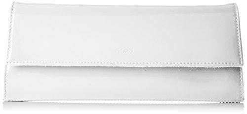 Picard Damen AUGURI Clutches, Weiß (weiss-lack), 26x11x3 cm