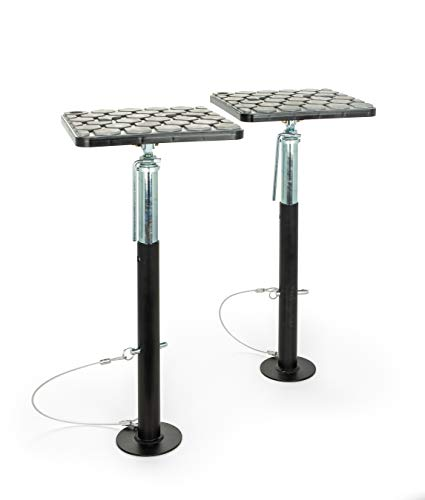 EAZ LIFT RV Patio Supports - Provide Your RV Patio Additional Support - Compatible with Toy Haulers and Flat Bottom Slide-Outs (48869)