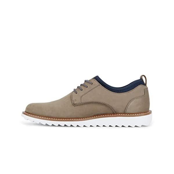Dockers Mens Fleming Leather Smart Series Dress Casual Oxford Shoe