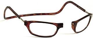 25a537d78b5 Clic Magnetic Reading Glasses Tortoise +1.50
