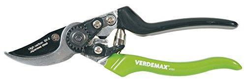 Verdemax 4131 avec revêtement en téflon Ergonomique Bypass de Cisaillement