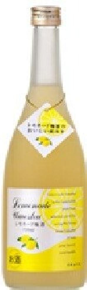 水平ひどいスーツ研醸 レモネード梅酒 720ml.e