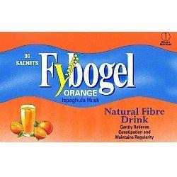 Fybogel Orange – 30 påsar x 2-pack