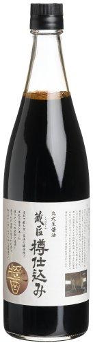 Yuasa Dark Soy Sauce, 24.35-Ounce Glass Bottle