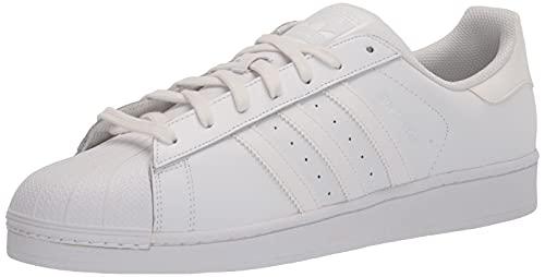 adidas Originals Superstar Foundation, Zapatillas Hombre, Blanco, 53 1/3 EU