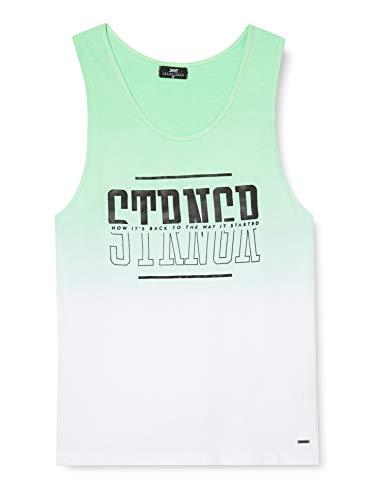 Inside 9CFT36& Camiseta, 90, XL para Hombre