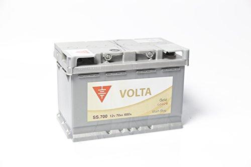 Bateria de coche 70 Ah start stop EFB +Dcha