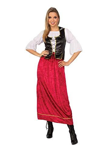 Mittelalterliche Magd Kostüm - 2