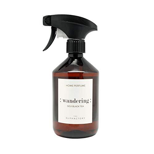 Luxe Room Spray | Huisparfum #wandering- goji bessen zwarte thee jasmijn vanille