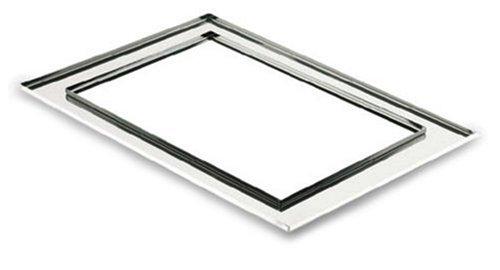 Lacor 68030 Plaque Inox 18 / 10 30X40X1 cm