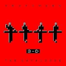 Kraftwerk: 3-D: Der Katalog: Deluxe Edition (German Edition) [Blu-ray]
