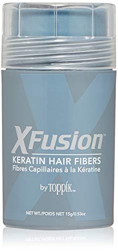 Xfusion Keratin Hair Fibers, Medium Brown, 0.53 oz
