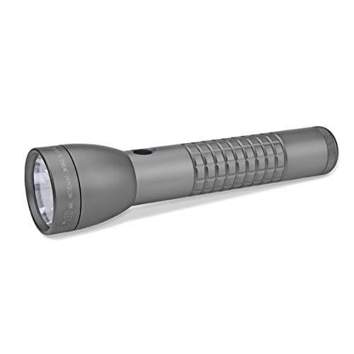 Maglite ML300LX LED 2-Cell D Flashlight, Urban Gray
