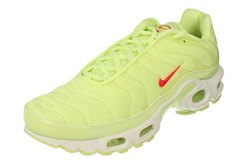 Nike Damen Air Max Plus TN SE Running Trainers CI9090 Sneakers Schuhe (UK 4.5 US 7 EU 38, Barely Volt red Orbit 700)