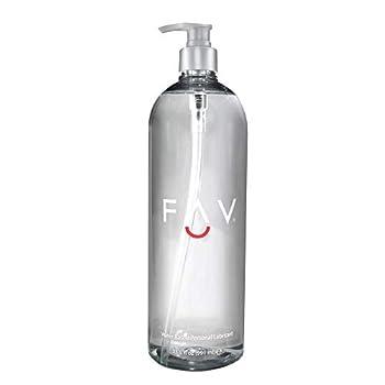 FAV Water Based Luxury Personal Lubricant 33.5 Fl Oz