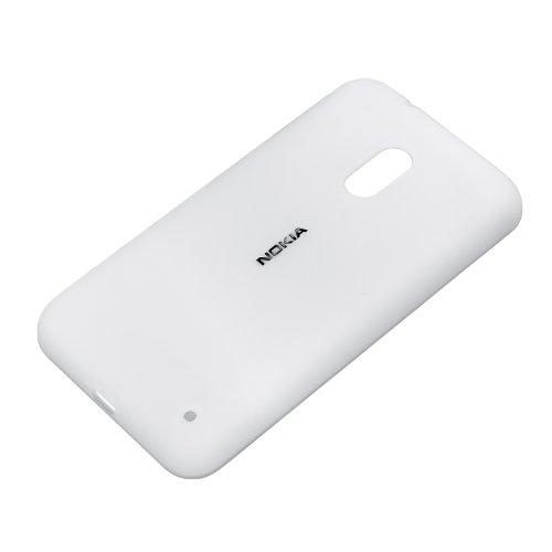 Nokia Original CC-3057WH Schutzgehäuse für Lumia 620 weiß