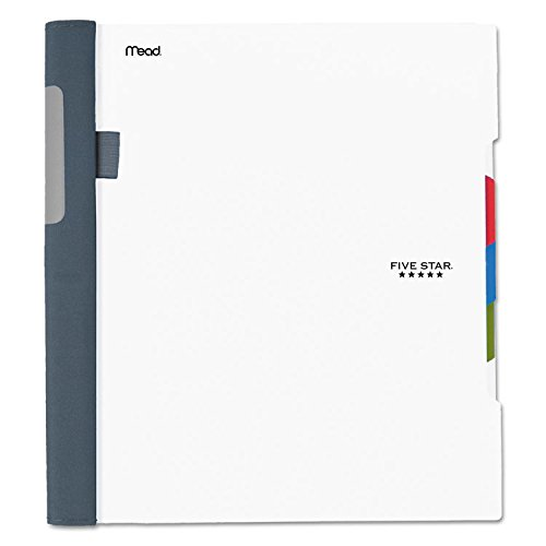 Five Star 06324 Advance Wirebound Notebook, College Rule, 11 x 8 1/2, 3 Subject, 150 Sheets