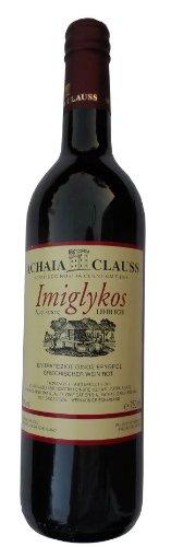 Achaia Claus Imiglykos Rot lieblich 11% Vol. 750 ml griechicher Rotwein lieblich