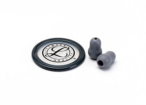 3M Littmann 40023 Stethoskop Ersatzteil-Set, Master Classic, Grau