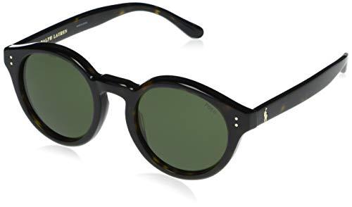 Ralph Lauren POLO 0PH4149 Gafas de sol, Dark Havana, 49 para Mujer