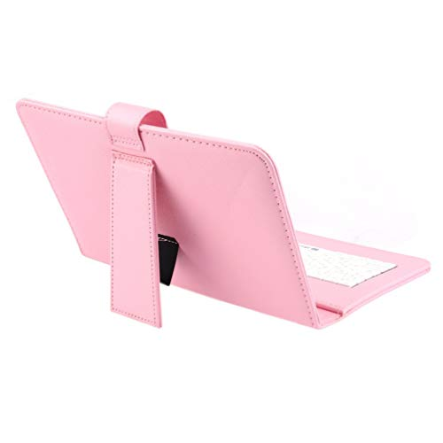 9 Inch Mobile Phone Tablet Android Mk Cross Pattern Keyboard Holster