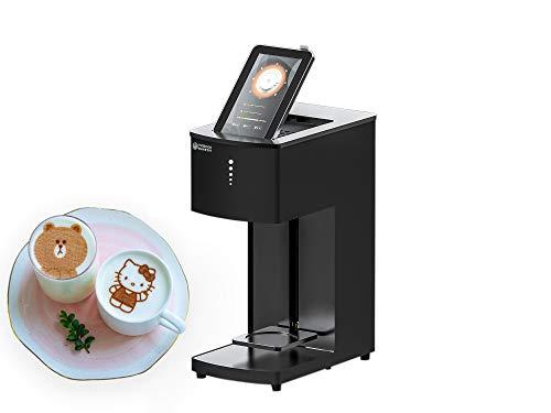 Wiiboox Sweetin Food-grade Coffee Latte Art Digital Inkjet 3D Printer With WIFI, Photo, Selfie Printing Machine For Cake, Desserts, DIY Decoration Maker