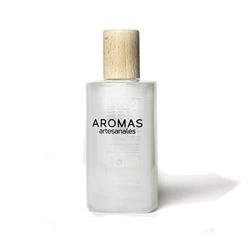 AROMAS ARTESANALES - Eau de Parfum Azagra | Perfume con vaporizador para Mujeres | Fragancia Femenina 100 ml | Distintos Aromas - Encuentra el tuyo Aquí