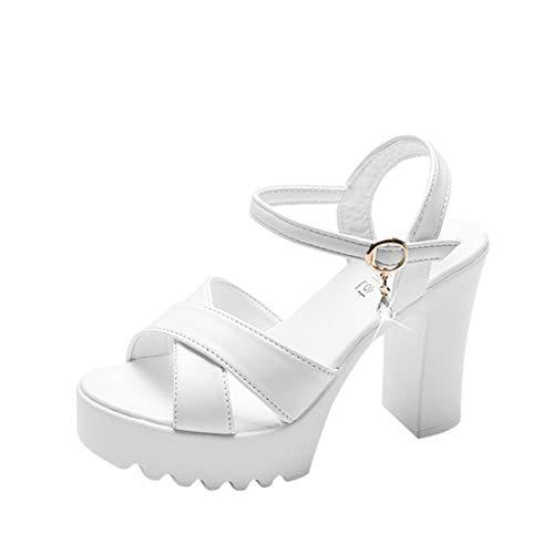 Sandali Estivi Donna Eleganti Elegante Sexy Moda Zeppe On Tacco Peep Toe Scarpe Per Viaggio Spiaggia Di Sabbia Party Shopping