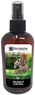 Outdoor Hunting Lab Rabbit Scent Coyote Attractant - Fox and Coyote Lure for Trapping - Predator and Dog Training Lure - R...