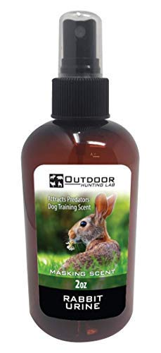 urine scent attractant dogs