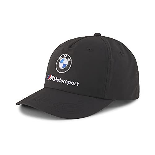 PUMA BMW M Motorsport Heritage BB Cap, Puma Black, Adult
