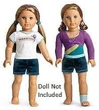 American Girl Doll of Year 2012 McKenna McKenna's Practice Wardrobe