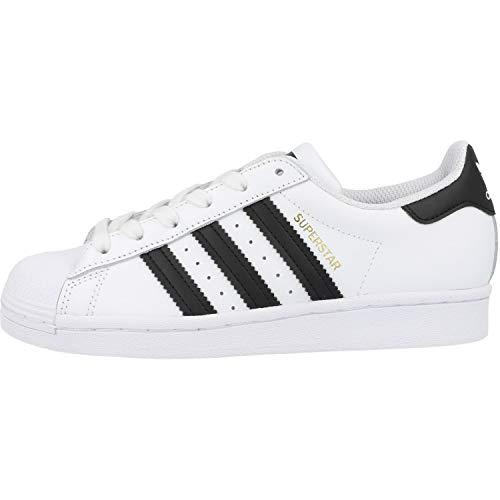 adidas Superstar, Sneaker, Footwear White/Core Black/Footwear White, 38 EU