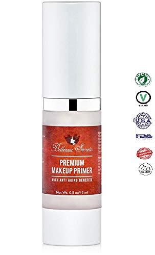 Premium Foundation Makeup Primer- aging, fine lines, wrinkles & pore minimizer primer -...