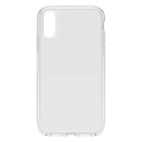 OtterBox para Apple iPhone XR, Funda Anticaídas Elegante Transparente, Symmetry Clear Series