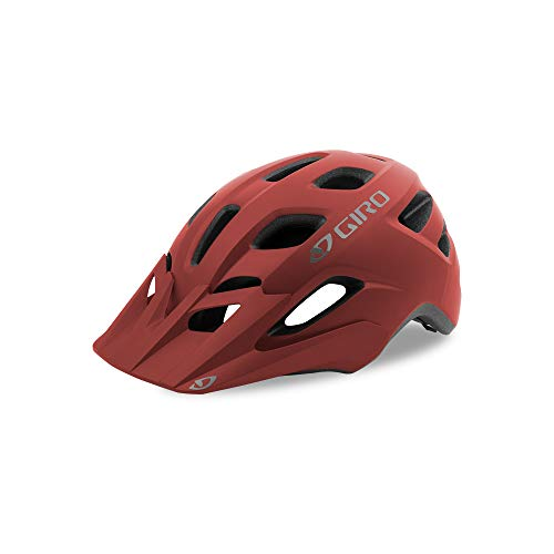 Giro Fixture MIPS, Casco Unisex, Matt Dark Red, 54-61 cm