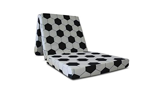 Visco Therapy Badenia KIDS CHAIR BED - Kids Folding Chair Bed Futon Guest Z...