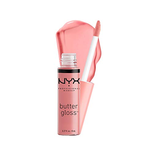 NYX PROFESSIONAL MAKEUP Butter Gloss - Creme Brulee, Natural