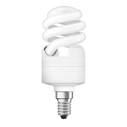 Osram CFLI Lampe Halogena DPro MTW 12 W/840 220 – 240 V E14