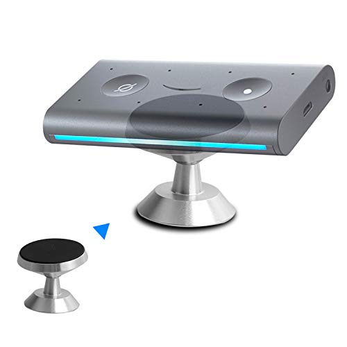 Wikkiv Car Mount for Auto Magnetic Bracket Holder Stick On Dashboard Car Mount with Sticky Pad