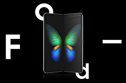 Samsung Galaxy Fold 5G (18,81, cm) 512 GB interner Speicher, 12 GB RAM, Dual SIM, Android, Deutsche Version, space silver