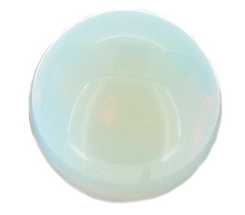 Opalglas Kugel 30 mm, Edelsteinkugel aus Opalglas, Dekokugel