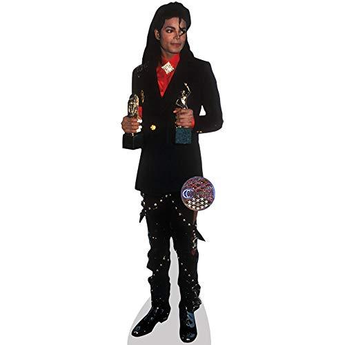 Celebrity Cutouts Michael Jackson (Awards) Pappaufsteller lebensgross