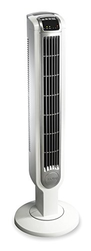 AmazonBasics Oscillating Tower Fan