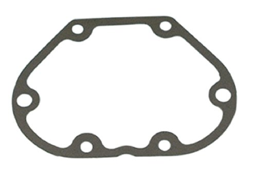 Orange Cycle Parts Clutch Release Cover Gasket for Harley Tour Glide Bagger FLT, Super Glide FXR, Softail 1987-1992 by James Gasket JGI-36801-87-A
